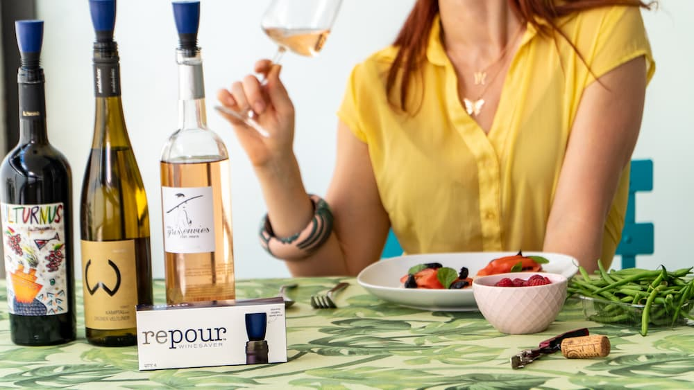 photography for social media and wine brand photoshoots